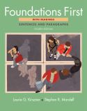 Foundations First with Readings 4th Edition