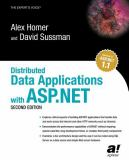 Distributed Data Applications with ASP.NET 9781590593189