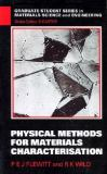 Physical Methods for Materials Characterisation 9780750303200