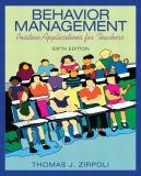 Behavior Management 6th Edition