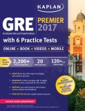 GRE Premier 2017 with 6 Practice Tests 9781506203225