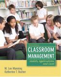 Classroom Management 3rd Edition