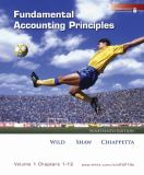 MP Fundamental Accounting Principles Volume 1 (Ch 1-12) with Best Buy Annual Report 9780077303235