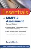 MMPI-2 Assessment 2nd Edition