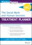 The Social Work and Human Services Treatment Planner, with DSM 5 Updates 2nd Edition