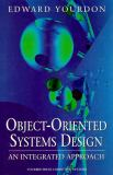 Object-Oriented Systems Design 9780136363255