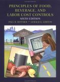 Principles of Food, Beverage and Labor Cost Controls 9780471293255