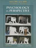 Psychology in Perspective 9780130283283