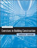 Exercises in Building Construction 6th Edition