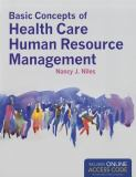 Basic Concepts of Health Care Human Resource Management 1st Edition