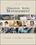 Operations and Supply Management 12th Edition