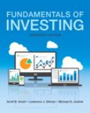 Fundamentals of Investing 13th Edition