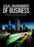 Legal Environment of Business 8th Edition