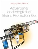 Advertising and Integrated Brand Promotion 6th Edition