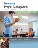 Comtemporary Project Management 3rd Edition