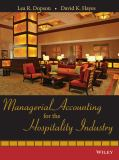 Managerial Accounting for the Hospitality Industry 1st Edition