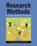 Research Methods in Human-Computer Interaction 1st Edition