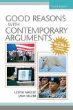 Good Reasons with Contemporary Arguments 9780205743377