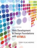 Web Development and Design Foundations with HTML5 9780132783392