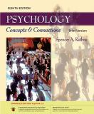 Psychology - Concepts and Connections 8th Edition