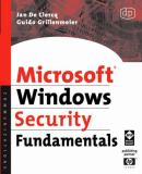 Microsoft Windows Security Fundamentals 9781555583408
