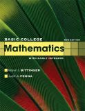 Basic College Mathematics with Early Integers 2nd Edition