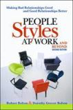 People Styles at Work... and Beyond 9780814413425