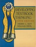 Developing Textbook Thinking 9780618123445