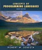 Concepts of Programming Languages 9780136073475