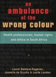 An Ambulance of the Wrong Colour 9781919713489