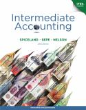 Intermediate Accounting with British Airways Annual Report + Connect Plus 9780077403492