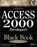 Access 2000 Developer's Black Book 9781576103494