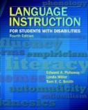 Language Instruction for Students with Disabilities 4th Edition