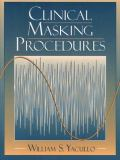 Clinical Masking Procedures 9780205173525