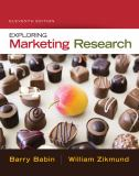 Exploring Marketing Research (with Qualtrics Printed Access Card) 11th Edition