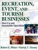 Recreation, Event, and Tourism Businesses