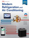 Modern Refrigeration and Air Conditioning 20th Edition