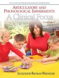 Articulatory and Phonological Impairments 9780132563567