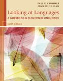 Looking at Languages 6th Edition