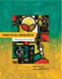 Practical Research 10th Edition