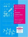 Spectrometric Identification of Organic Compounds 9780471393627