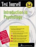 Test Yourself Introduction to Psychology 9780844223667