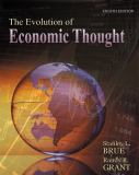 The Evolution of Economic Thought 8th Edition