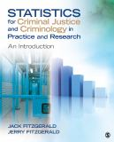 Statistics for Criminal Justice and Criminology in Practice and Research 1st Edition