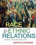 Race and Ethnic Relations 9780495003687