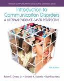 Introduction to Communication Disorders 9780133783711