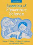 Essentials of Elementary Science, (Part of the Essentials of Classroom Teaching Series), MyLabSchool Edition 9780205463732