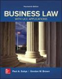 Business Law with Ucc Applications 14th Edition