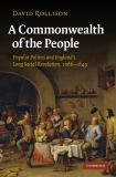 A Commonwealth of the People 9780521853736