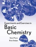 Experiments and Exercises in Basic Chemistry 7th Edition